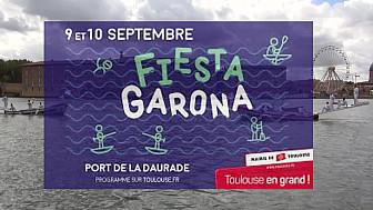 Jean-Luc MOUDENC était présent à la première édition de la FIESTA GARONA de @Toulouse le 10 septembre 2017 @jlmoudenc ?